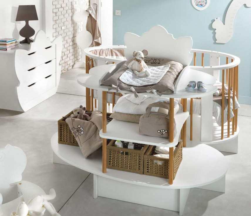 2cef2e0a2c085 Le lit bébé est destiné à constituer l endroit où le bébé va passer une  grande partie de son temps. Il faudra donc prendre un grand soin pour le  choisir.