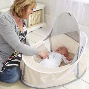 lit bébé 0 à 6 mois
