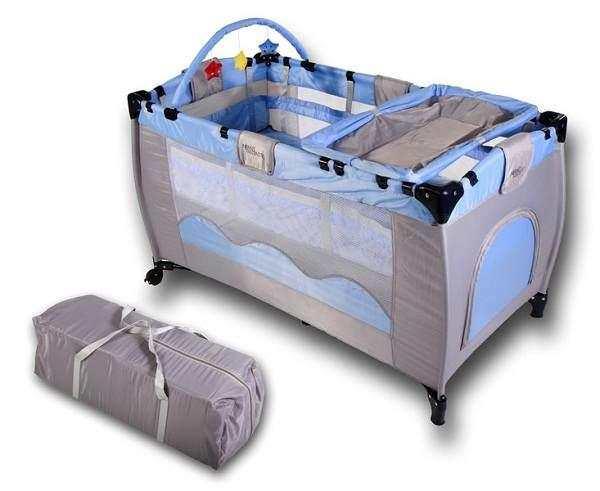 lits bébé pliants