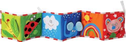 TAF Toys - 10635 - Tour de lit - Mon premier Livre à clips