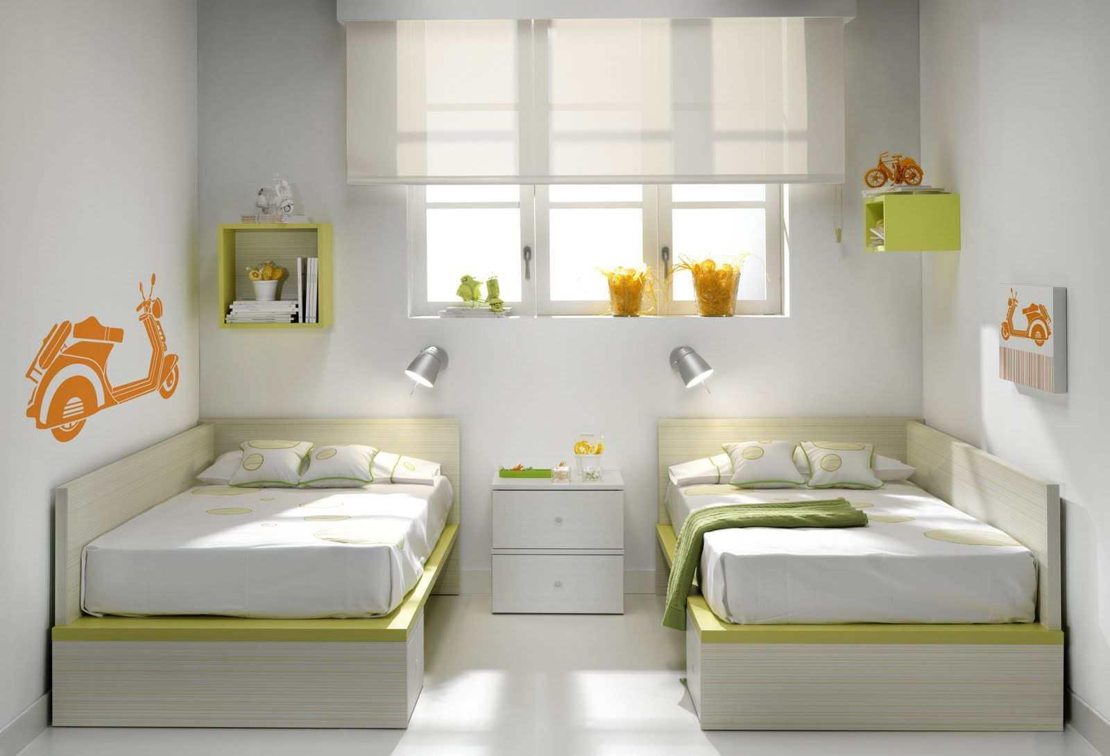 Quel type de lit convient à une chambre pour deux ?